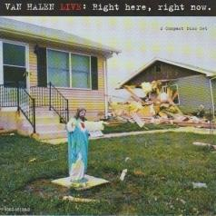Van Halen (Ван Хален): Live: Right Here, Right Now.