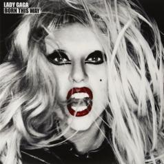 Lady GaGa (Леди Гага): Born This Way