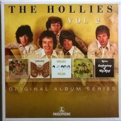 The Hollies (Зе Холлиес): Original Album Series
