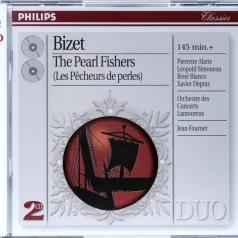Paris Lamoureux Orchestra (Оркестр Ламурё): Bizet: The Pearl Fishers