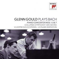 Glenn Gould (Гленн Гульд): Piano Concertos Nos. 1-5 & No. 7