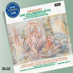 Georg Solti (Георг Шолти): Mozart: Die Zauberflote