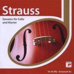 Yo-Yo Ma (Йо-ЙоМа): Sonaten Fur Cello Und Klavier