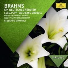 Giuseppe Sinopoli (Джузеппе Синополи): Brahms: Ein Deutsches Requiem
