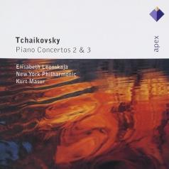 Elisabeth Leonskaja (Елизавета Леонская): Piano Concertos Nos 2 & 3