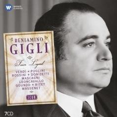 Beniamino Gigli (Беньямино Джильи): Icon: Beniamino Gigli