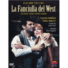 Covent Garden Royal Opera (Королевский театр Ковент-Гарден): La Fanciulla Del West
