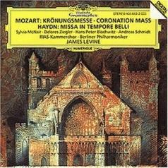 "James Levine (Джеймс Ливайн): Mozart: Mass In C K317 ""Coronation Mass"""