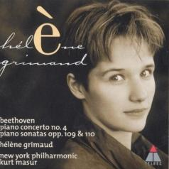 Helene Grimaud (Элен Гримо): Piano Concerto No.4 / Piano Sanata Op.109+110