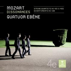 Quatuor Ebene (Куатуор Ебене): String Quartets