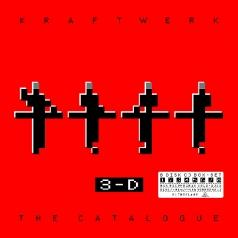 Kraftwerk (Крафтверк): 3-D The Catalogue