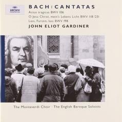 John Eliot Gardiner (Джон Элиот Гардинер): Bach: Funeral Cantatas