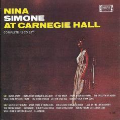 Nina Simone (Нина Симон): At Carnegie Hall