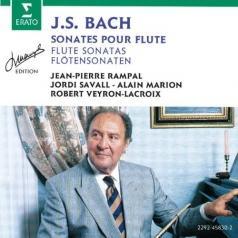 Jean-Pierre Rampal (Жан-ПьерРампаль): Flute Sonatas