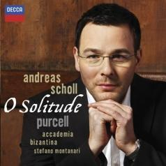 Andreas Scholl (Андреас Шолль): Purcell - O Solitude
