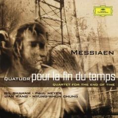 Gil Shaham (Гил Шахам): Messiaen: Quatuor pour la fin du temps