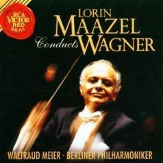 Lorin Maazel (Лорин Маазель): Maazel Conducts Wagner