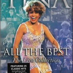 Tina Turner (Тина Тёрнер): All The Best The Live Collection