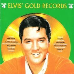 Elvis Presley (Элвис Пресли): Elvis' Gold Records - Volume 4