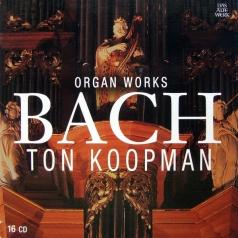 Ton Koopman (Тон Копман): Complete Organ Works