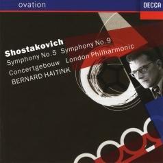 Bernard Haitink (Бернард Хайтинк): Shostakovich: Symphonies Nos.5 & 9