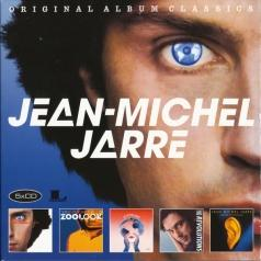 Jean-Michel Jarre (Жан-Мишель Жарр): Original Album Classics