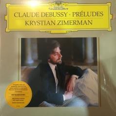 Krystian Zimerman (Кристиан Цимерман): Debussy: Préludes - Book 1, L. 117; Préludes - Book 2, L. 123
