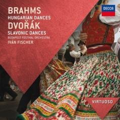 Ivan Fischer (Иван Фишер): Brahms: Hungarian Dances/ Dvorak: Slavonic Dances