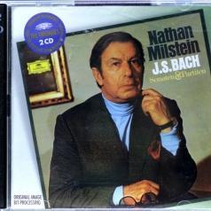 Nathan Milstein (Натан Мильштейн): Bach: Sonatas And Partitas