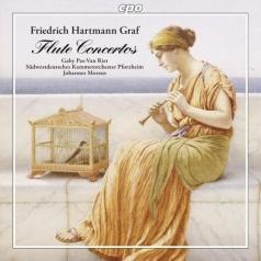 Gaby Pas-Van Riet (Габи Пас-Ван Риет): Flute Concertos