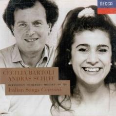 Cecilia Bartoli (Чечилия Бартоли): Italian Songs