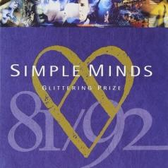 Simple Minds (Симпл Майндс): Glittering Prize Simple Minds '81-'92