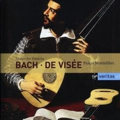 Pascal Monteilhet: Theorbo Suites