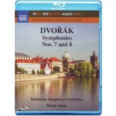 Marin Alsop (Марин Элсоп): Symphonies Nos.7+8