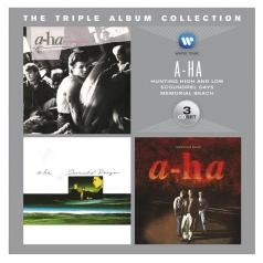 A-Ha (A-Хa): The Triple Album Collection: Hunting High And Low / Scoundrel Days / Memorial Beach