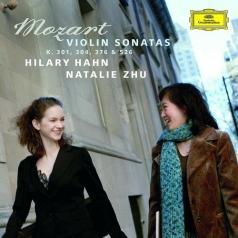 Hilary Hahn (Хилари Хан): Mozart: Violin Sonatas K.301, 304, 376 & 526