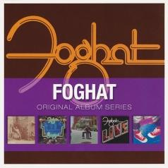 Foghat: Original Album Series