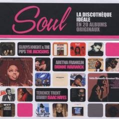 Soul . Perfect Soul Collection. 20 Original Albums