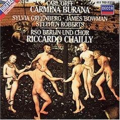 Riccardo Chailly (Рикардо Шайи): Orff: Carmina Burana