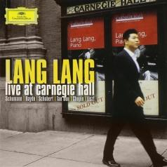 Lang Lang (Лан Лан): Live At Cornegie Hall