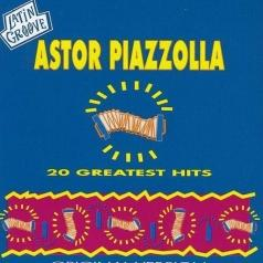 Astor Piazzolla (Астор Пьяццолла): 20 Greatest Hits