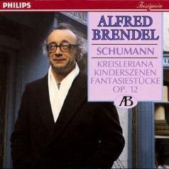 Alfred Brendel (Альфред Брендель): Schumann: Kreisleriana; Kinderszenen; Fantasiestuc