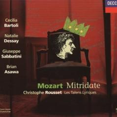 Christophe Rousset (Кристоф Руссе): Mozart: Mitridate, Re di Ponte