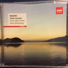 Anne-Sophie Mutter (Анне-Софи Муттер): Violin Sonatas 1-3