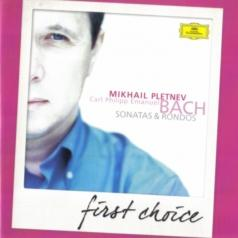 Михаил Плетнёв: Cpe Bach: Sonatas & Rondos