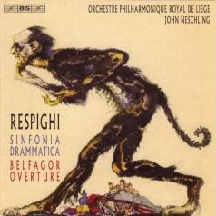 Ottorino Respighi (Отторино Респиги): Sinfonia Drammatica