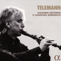 Telemann: Telemann - Music For Recorder