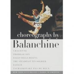 George Balanchine (Джордж Баланчин): Chaconne/Prodigal Son/Ballo De
