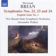 Государственный симфонический оркестр «Новая Россия»: Symphonies 22-24