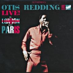 Otis Redding (Отис Реддинг): Live In London And Paris